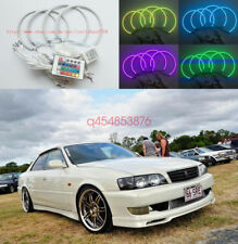 4PCS RGB Multi-Color Excellent Angel Eyes kit For Toyota Chaser 6TH 1996-2001