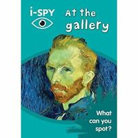 Collins Michelin i-SPY At the gallery Paperback 2016