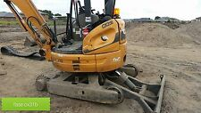 CASE CX31B Excavator  Rubber Track 300*52.5*82 18 months warranty 1500hrs