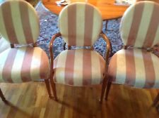 Baker Chairs set of six for dining
