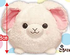 Fuwatto Fuwa 12'' White Angora Bunny Amuse Prize Plush Anime Manga NEW