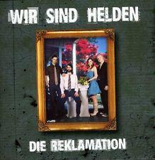 Wir Sind Helden - Die Reklamation [New CD]