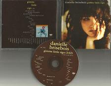 New Radicals DANIELLE BRISEBOIS Gimme Little Sign 1995 USA PROMO DJ CD Single
