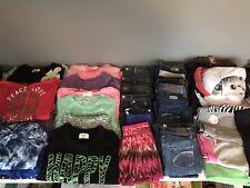 Girls Size 14-16 Mixed Season Clothing 46 Piece Lot Justice Nike