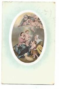 Cartolina Fantasia Religiosa