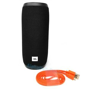 New JBL Link 20 Portable Voice Activated Bluetooth Speaker Black Google Voice