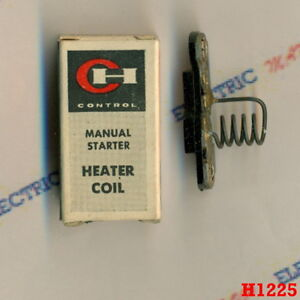 NEW Cutler Hammer HEATER COIL H1225 1225A 10177H 1225 H1225A