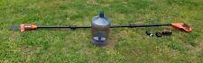 Black & Decker 18v Cordless Pole Saw Pruner Trimmer with Good Battery & Charger