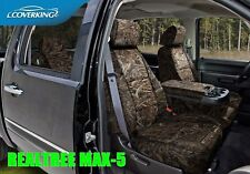 Coverking Realtree Solid MAX-5 Camo Front Seat Covers for Toyota Tundra