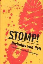 Stomp! Van Pelt, Nicholas Hardcover Book New