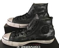 Converse John Varvatos Chuck Taylor All Star Painted Shine Black Silver 150175C