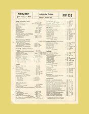 104s 105ls, Pompa di Alimentazione Diesel Fendt Farmer 103 105 104 103sa