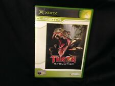 Turok Evolution, Xbox Game, Trusted Ebay Shop