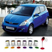 Hyundai i20 2008-2012 MOTORHAUBE PROFESSIONELL LACKIERT IN WUNSCHFARBE, NEU!