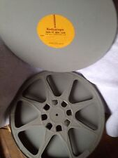PROJECTOR Kodascope 16mm  reel & can made in usa.