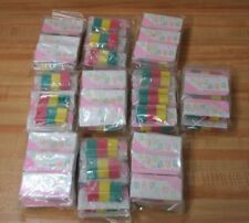 Bulk Lot of 60 Packs Music Note Erasers School Supplies Band Student Gifts