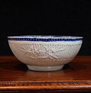 Large John Pennington (Liverpool) punch bowl, 'Grand Tour' c.1780