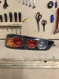 Mitsubishi Lancer Tail Lights Passenger MY17 LHS Brake Lights Complete