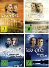 Nora Roberts DVD Set 1-4 neu, deutsch, Leuchten des Himmels Licht des Vergessens