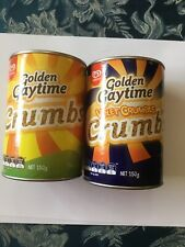 Golden Gaytime Crumbs. LIMITED EDITION. Violet Crumble Crumbs