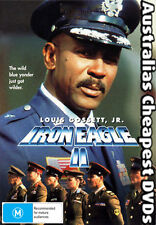 Iron Eagle 2 DVD NEW, FREE POSTAGE WITHIN AUSTRALIA REGION ALL