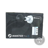OPEN BOX BOOSTER Pro2 Handheld Deep Tissue Portable Muscle Massager in Black