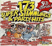 173 Superstimmungs U.Partyhits von Various | CD | Zustand gut