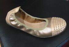 Bullboxer Girls' Shoes Ballerina ACR025 Rose Size .35