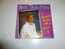 """HEIN DIDIOFFZKY - Buenas Noches Mi Amor - 1985 Dutch 2-track 7"""" Juke Box Single"""