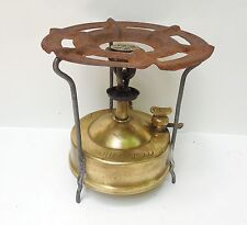 Vintage Brass Camping Cook Stove Roudes Soviet Arabic?