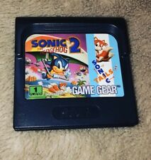 Sonic The Hedgehog 2 - Jeu Sega Game Gear PAL - Cartouche Seule