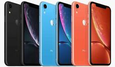 Apple IPhone XR 64GB 128GB GSM UNLOCKED A1984 AT&T T-Mobile 4G LTE PLEASE READ