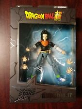 Dragon Ball Super Dragon Stars Series 10 Android 17 Action Figure