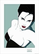 OFFICIAL NAGEL SITE : WOW NEW POSTER! - BLACK BUSTIER, MINT!