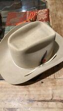 Stetson  Western Beaver 5X Cowboy Hat
