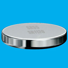 2x SR55/SR1120 1.55V Silver Oxide Button Cell Battery for Toys Watches LEDs