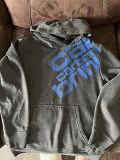 Carbrini Boys Grey Hoodie 10/11yrs