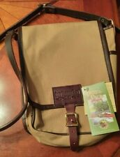 New with Tags Duluth Pack Haversack Tan Made in USA