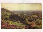 """Vtg Art Leith Hill Surrey By A R Quinton Landscape 10 1/2"""" X 6 1/2"""" Calendar Top"""