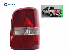 Eagle Eyes Tail Light Fits Ford 2004-2006 F-150/F-250 Driver Side