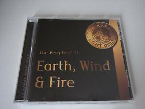 Earth Wind & Fire  CD  ( 24 Karat Gold )  Sony