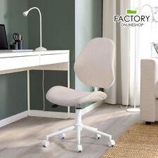 Office Chair Rolling Ergonomic Midback Adjustable Computer Task Desk Swivel Seat