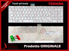 Tastiera Originale Toshiba per Notebook Satellite C855 Series (BIANCA)