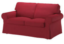 Ektorp Sofa Cover 2 Seater Red Corderoy