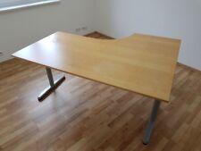 Eckschreibtisch ikea galant  IKEA Galant | eBay
