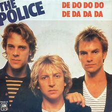 7inch THE POLICE de do do do de da da da HOLLAND EX +PS 1980