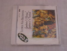 CD Ludwig Van Beethoven Symphonie n°3 Héroïque et n°6 Pastorale
