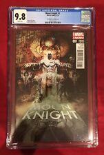 Moon Knight #1 Bill Sienkiewicz Variant Edition 1:75 CGC 9.8 Marvel!! VERY HOT!!
