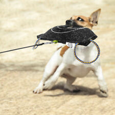 Jute Strong Dog Bite Pillow Tug Pet Obedience Training Bite Toy for Schutzhund