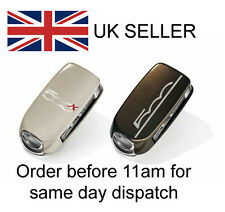 BARCODE KEY COVER FIAT 500 BRAND NEW GENUINE FIAT ACCESSORY CLEARANCE 71805965